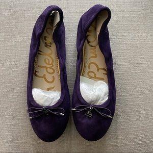 Sam Edelman Felicia Flats purple